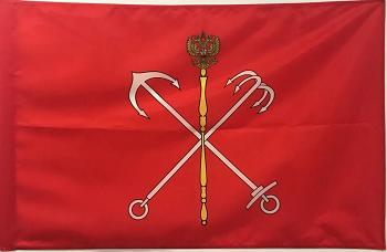Флаг Санкт-Петербурга(флаг СПБ)