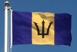 Флаг Барбадоса