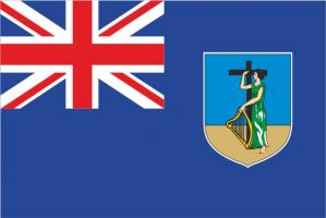 Флаг Монтсеррата