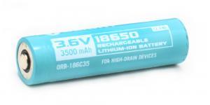 Аккумулятор Li-ion Olight ORB-186C35 18650 3,6 В. 3500 mAh