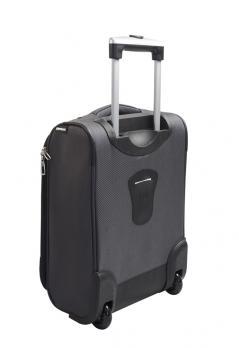 Чемодан Wenger Sion, серый, 30,5x15,2x43 см, 22 л