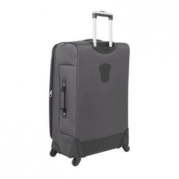 Чемодан Wenger Sion, серый, 46x29x80 см, 90 л
