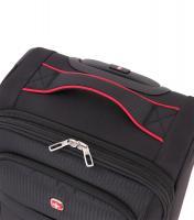 Чемодан Wenger Arosa, черный, 59,7x20x40,6 см, 48 л