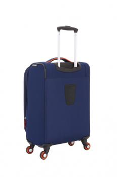 Чемодан Wenger Arosa, синий, 48,3x18x34,4 см, 30 л