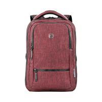 Рюкзак Wenger Urban Contemporary 14'', бордовый, 26x19x41 см, 14 л