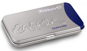Pelikan Edelstein Чернила (картридж), синие, 6 шт в упаковке