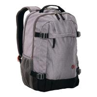 Рюкзак Wenger 16'', серый, 33x28x46 см, 28 л