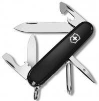 Нож Victorinox Tinker, 91 мм, 12 функций, черный