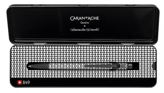 Carandache Office - Alexander Girard, шариковая ручка, M