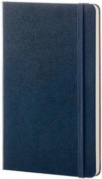 Блокнот Moleskine Classic, цвет синий, без разлиновки