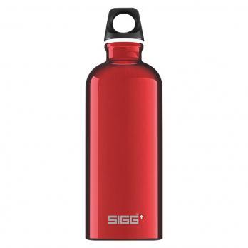 Бутылка Sigg Traveller (0,6 литра), красная