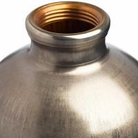 Бутылка Sigg Traveller (1 литр), белая (красная эмблема)