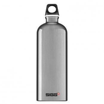 Бутылка Sigg Traveller (1 литр), светло-серая