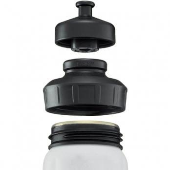 Бутылка Sigg WMB Gnature (1 литр), белая