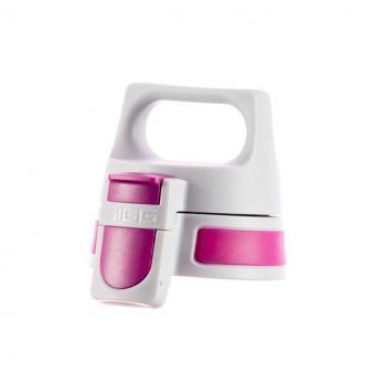 Бутылочка детская Sigg Viva One Hearts (0,5 литра), розовая