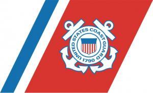 Флаг организации Береговая охрана США 3