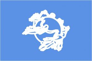 Флаг организации Всемирный почтовый союз
