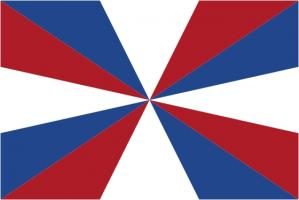 Флаг организации Гюйс ВМФ Нидерландов