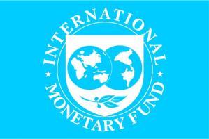 Флаг организации Международный валютный фонд