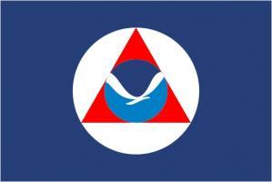 Флаг организации Национальное управление океанических и атмосферных исследований