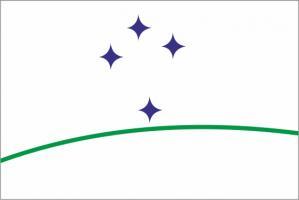 Флаг организации Меркосур