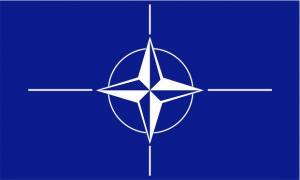 Флаг Организации Организация Североатлантического договора(НАТО)