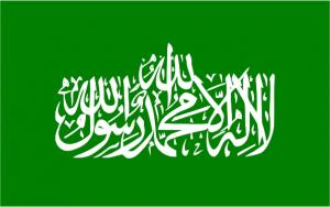 Флаг Организации Хамас