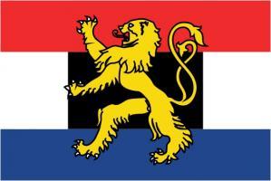 Флаг Организации Экономический союз в Западной Европе(ЗЕС)