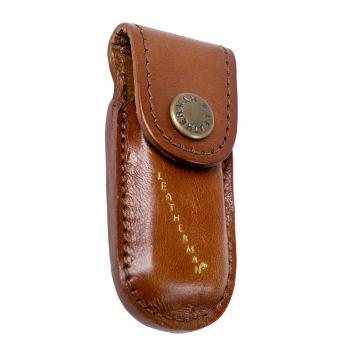 Чехол Heritage mini XS, внутренний размер: 6,35X2,03X1,06 см, кожаный, коричневый