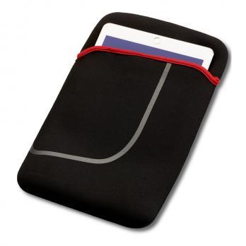 """Чехол для ноутбука SWIZA Moranda 10"""", цвет черный с красным"""