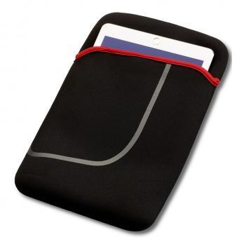 """Чехол для ноутбука SWIZA Moranda 15"""", цвет черный с красным"""