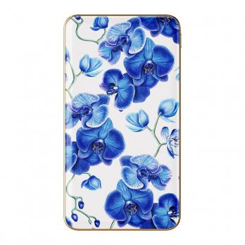 "Аккумулятор iDeal Power Bank 5000mAh, ""Baby Blue Orchid"""