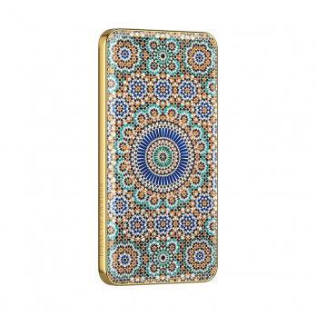 "Аккумулятор iDeal Power Bank 5000mAh, ""Moroccan Zellige"""