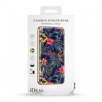 "Аккумулятор iDeal Power Bank 5000mAh, ""Mysterious Jungle"""