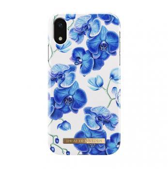 "Чехол для iPhone XR iDeal, ""Baby Blue Orchid"""