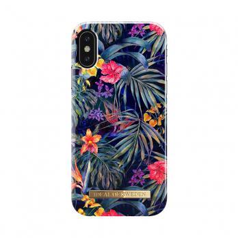 "Чехол для iPhone X/XS iDeal, ""Mysterious Jungle"""