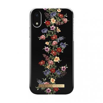 "Чехол для iPhone XR iDeal, ""Dark Floral"""
