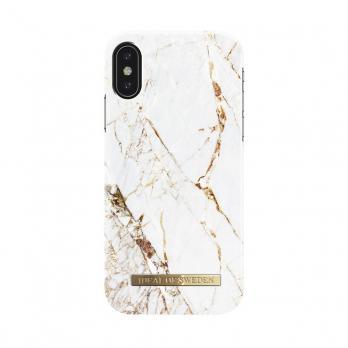 """Чехол для iPhone X/XS iDeal, """"Carrara Gold"""""""