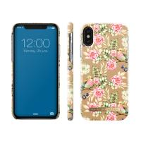 "Чехол для iPhone X/XS iDeal, ""Champagne Birds"""