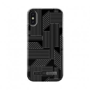 "Чехол для iPhone X/XS iDeal, ""Geometric Puzzle"""
