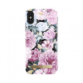 "Чехол для iPhone X/XS iDeal, ""Peony Garden"""
