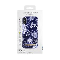 "Чехол для iPhone X/XS iDeal, ""Sailor Blue Bloom"""