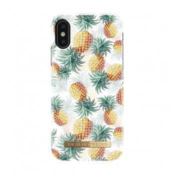 "Чехол для iPhone X/XS iDeal, ""Pineapple Bonanza"""