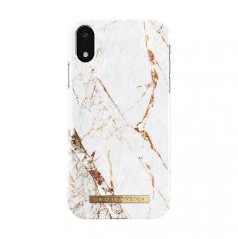 "Чехол для iPhone XR iDeal, ""Carrara Gold"""