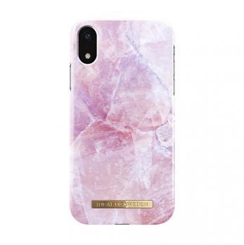 "Чехол для iPhone XR iDeal, ""Pilion Pink Marble"""