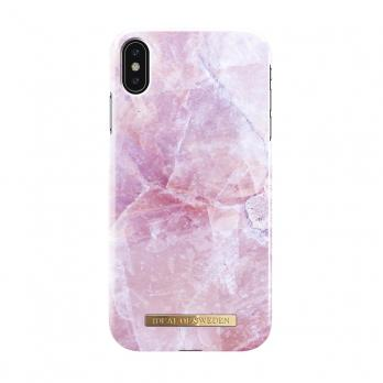 "Чехол для iPhone XS Max iDeal, ""Pilion Pink Marble"""