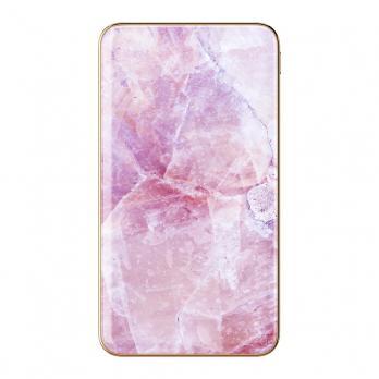 "Аккумулятор iDeal Power Bank 5000mAh, ""Pilion Pink Marble"""