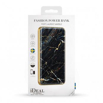 "Аккумулятор iDeal Power Bank 5000mAh, ""Port Laurent Marble"""