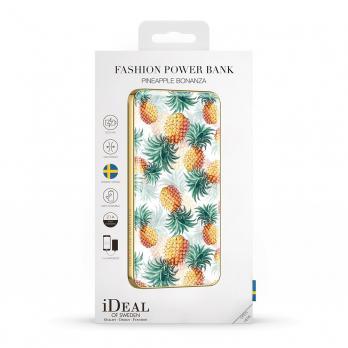 """Аккумулятор iDeal Power Bank 5000mAh, """"Pineapple Bonanza"""""""