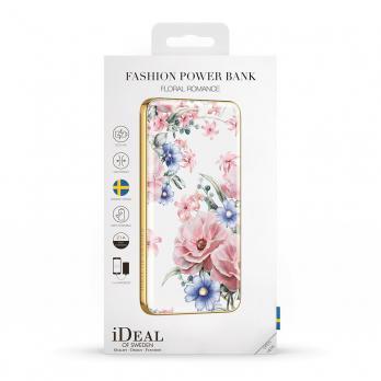 "Аккумулятор iDeal Power Bank 5000mAh, ""Floral Romance"""